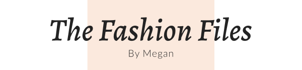 The Fashion Files