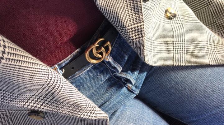 Gucci Belt Marmont